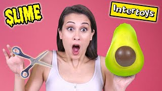 ALLE SLIJM SQUISHIES VAN INTERTOYS OPENKNIPPEN! || Slime Sunday