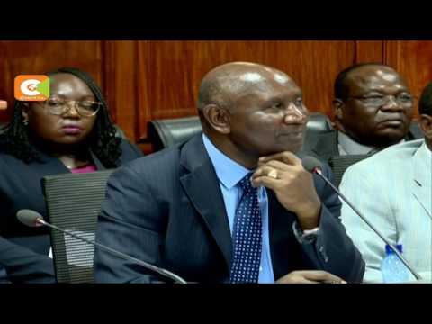 Auditor General defends himself against graft allegations