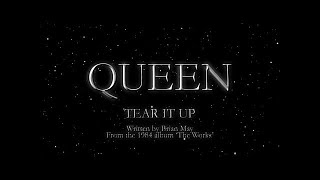 Queen - Tear It Up (Official Lyric Video)