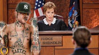 Vybz Kartel Tell The JUDGE A Never Him Do it   Mafia Degree