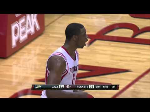 Utah Jazz vs Houston Rockets | March 17, 2014 | NBA 2013-14 Season