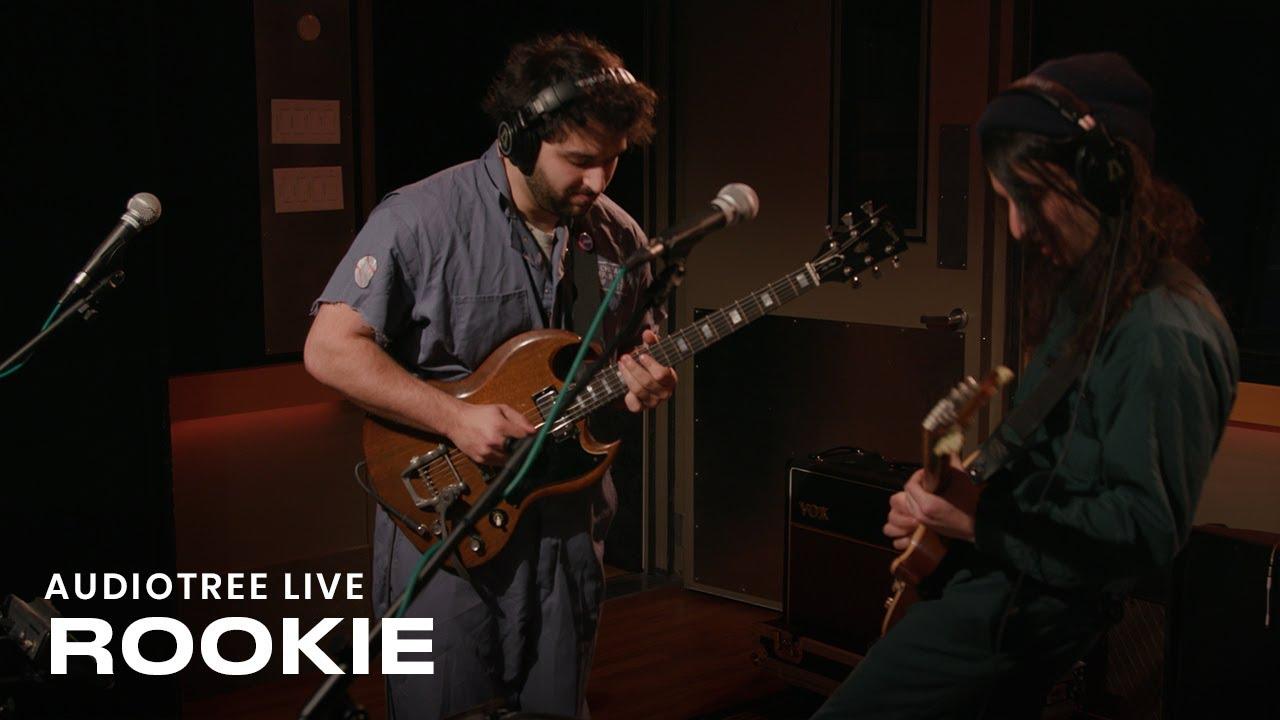 ROOKIE - Hold On Tight | Audiotree Live