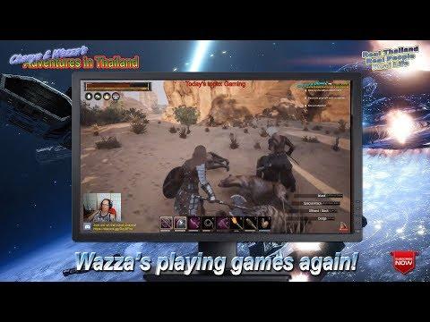 Yeah, Wazzas playing games again! - Conan Exiles