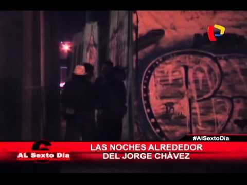Delincuencia Y Prostitución: Las Noches Alrededor Del Aeropuerto Jorge Chávez