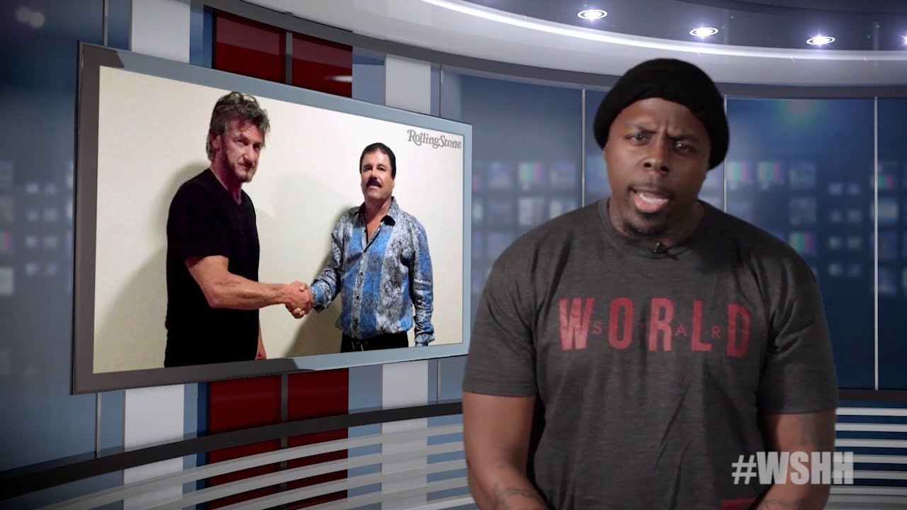 What's Trending: El Chapo's Arrest, The Building Is On Fire Lady & More
