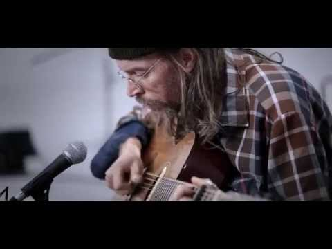 """The White Wall Sessions Season 2 Charlie Parr """"Over The Red Cedar"""""""