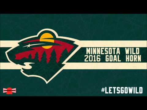 Minnesota Wild 2016 Goal Horn