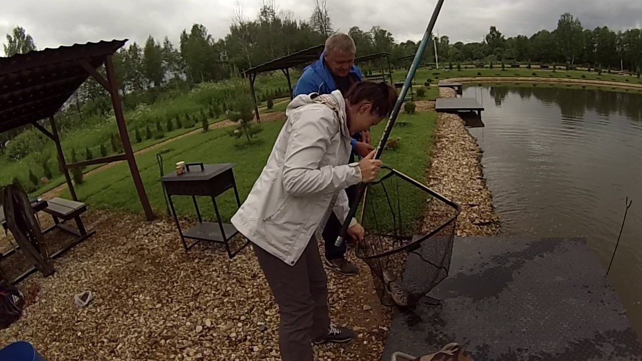 Рыбалка в москве и московской области