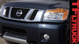 2015 Nissan Titan PRO-4X: This Just In!