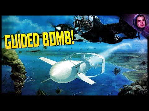 NEW GUIDED BOMBS || Fritz X Bomb (War Thunder Gameplay)