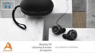 Beoplay E8, unboxing & review en español -los verdaderos TrueWireless-