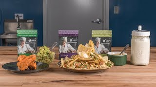 Sports Snacks? Wow Your Guests with Super Snacks for the Big Game. WTF - Ep. 129