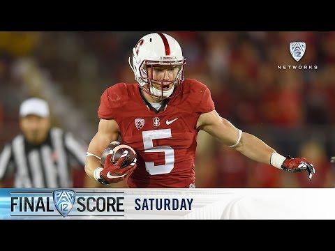 Highlights: No. 10 Stanford runs past Washington