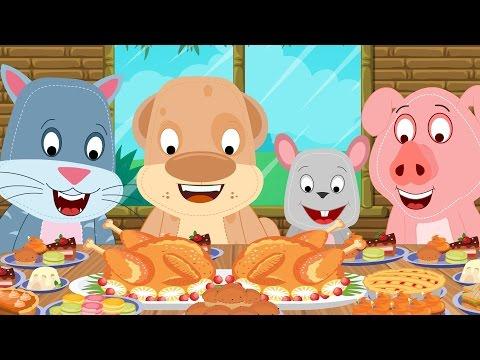Turkey Dinner | Gobble Gobble