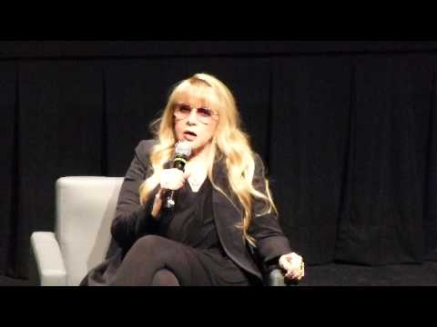 Stevie Nicks Interview at  2013 Canadian Premier of In Your Dreams