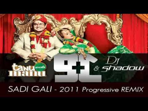 +91 feat DJ Shadow Dubai - Sadi Gali 2011 Remix - +91 and DJ Shadow Dubai