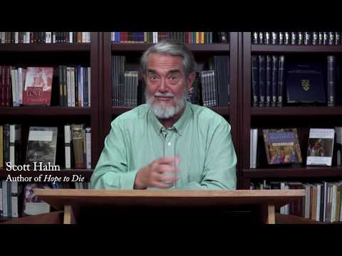 Scott Hahn reads from an ancient homily for Holy Saturday