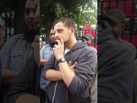 Wembley Central Mosque call police to address speaker on premises