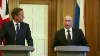 Путин - Кэмерану! Вы поставляете оружие ЛЮДОЕДАМ в Сирию(ШОК)