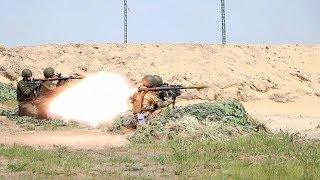 Нацгвардія прийняла на озброєння американські ручні протитанкові гранатомети