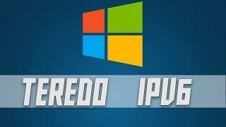 Windows - Протокол TEREDO и IPV6