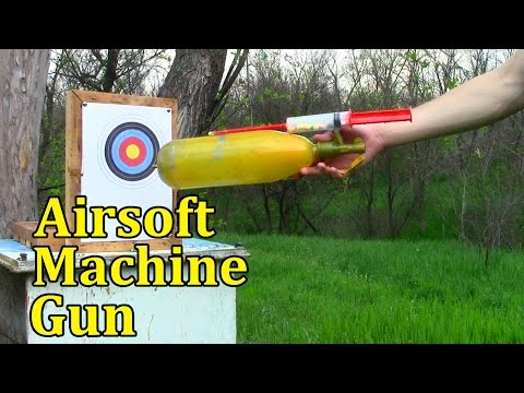 Thumbnail: How to Make an Airsoft Machine Gun | MrGear