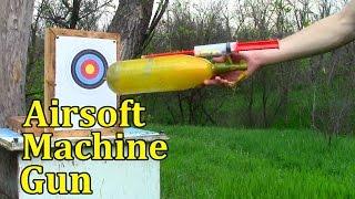 How to Make an Airsoft Machine Gun | MrGear