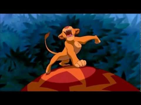 El Rey León  Voy a ser el Rey León ESEspaña HD