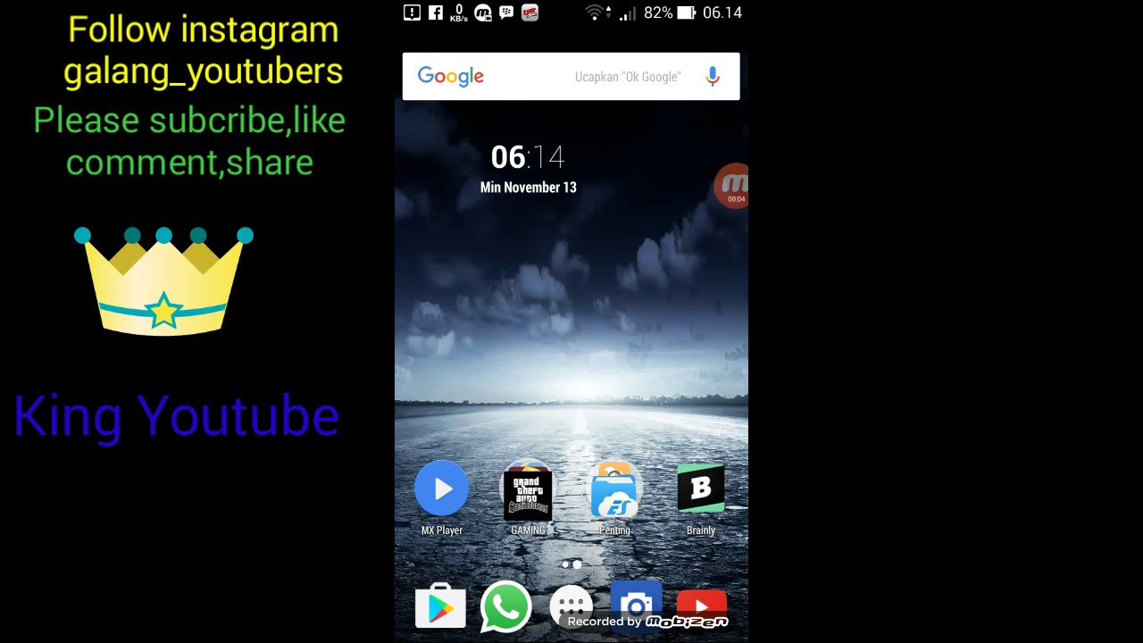 Cara Download Fhx Coc New Server Th 12 Youtube
