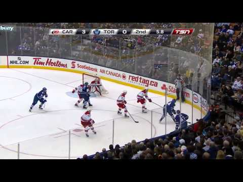 Carolina Hurricanes vs. Toronto Maple Leafs 19.01.2015