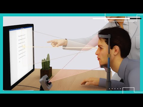 Glazomer affordable eye tracking system