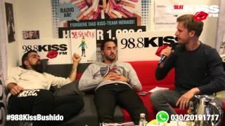 11. Bushido weint im Interview mit Lukas - Das längste Interview der Welt auf 98.8 KISS FM