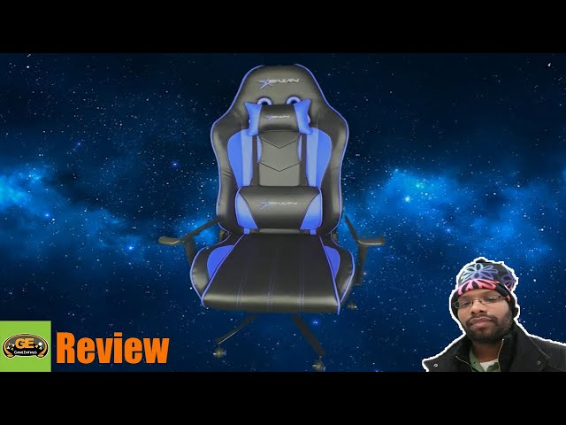 E- WIN Racing Champion Series Chair Review