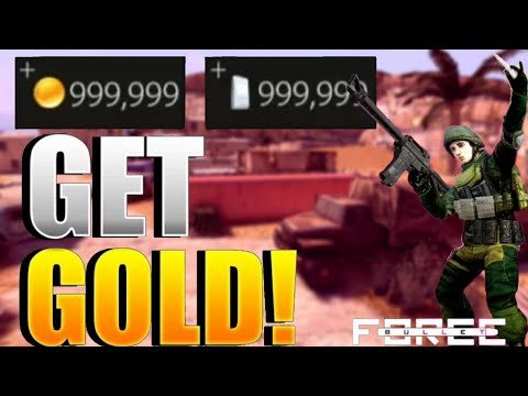 HOW TO GET A MILLION GOLD IN BULLET FORCE [FREE] [100% REAL]