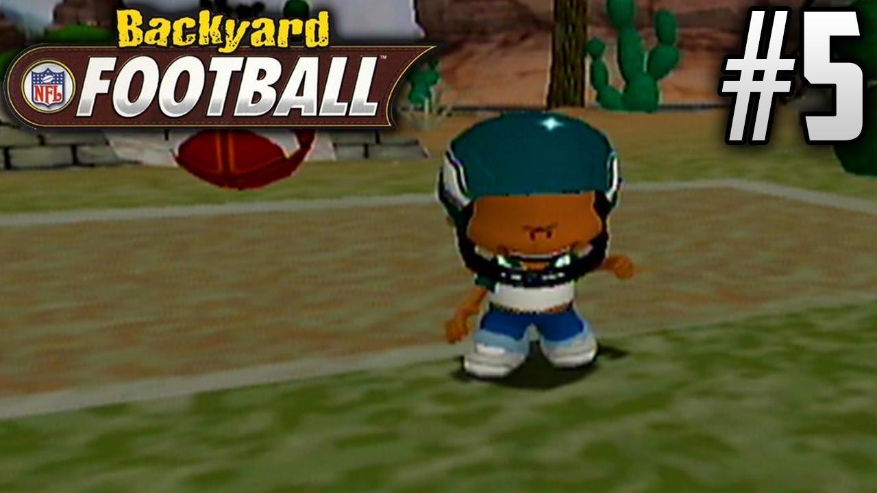 backyard football gamecube season mode ep5 everybody loves