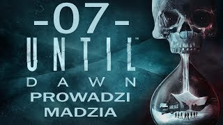 [PS4] Until Dawn #07 - Niechęć