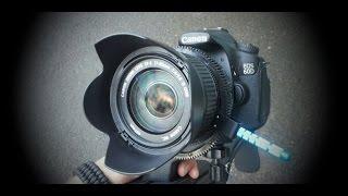 Посылка из Китая - Бленда Canon и регулировочная ручка фокуса (фоллоу фокус) с Aliexpress(, 2015-08-30T10:55:38.000Z)