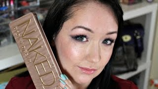 Naked 3 Tutorial for Spring Thumbnail