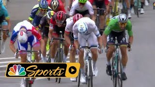 Tour de France 2018: Stage 13 finish I NBC Sports