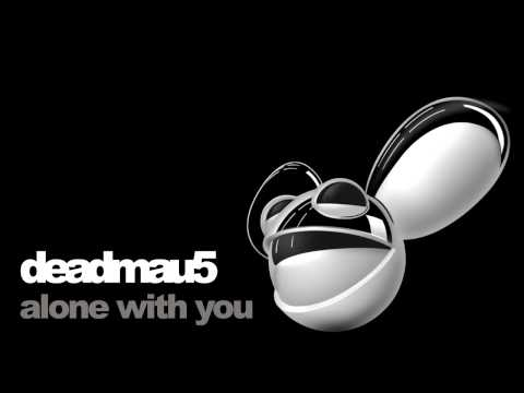 deadmau5  alone with you