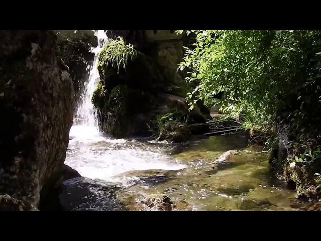 Vízcsobogás /Myra vízesések/ Myrafälle / Myra Falls