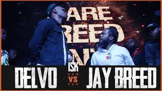JAY BREED VS DELVO RAP BATTLE - RBE