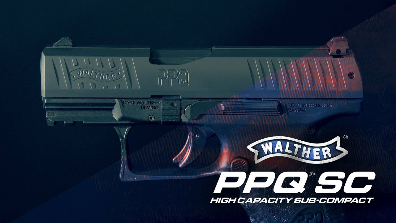PPQ SUB-COMPACT – www waltherarms com