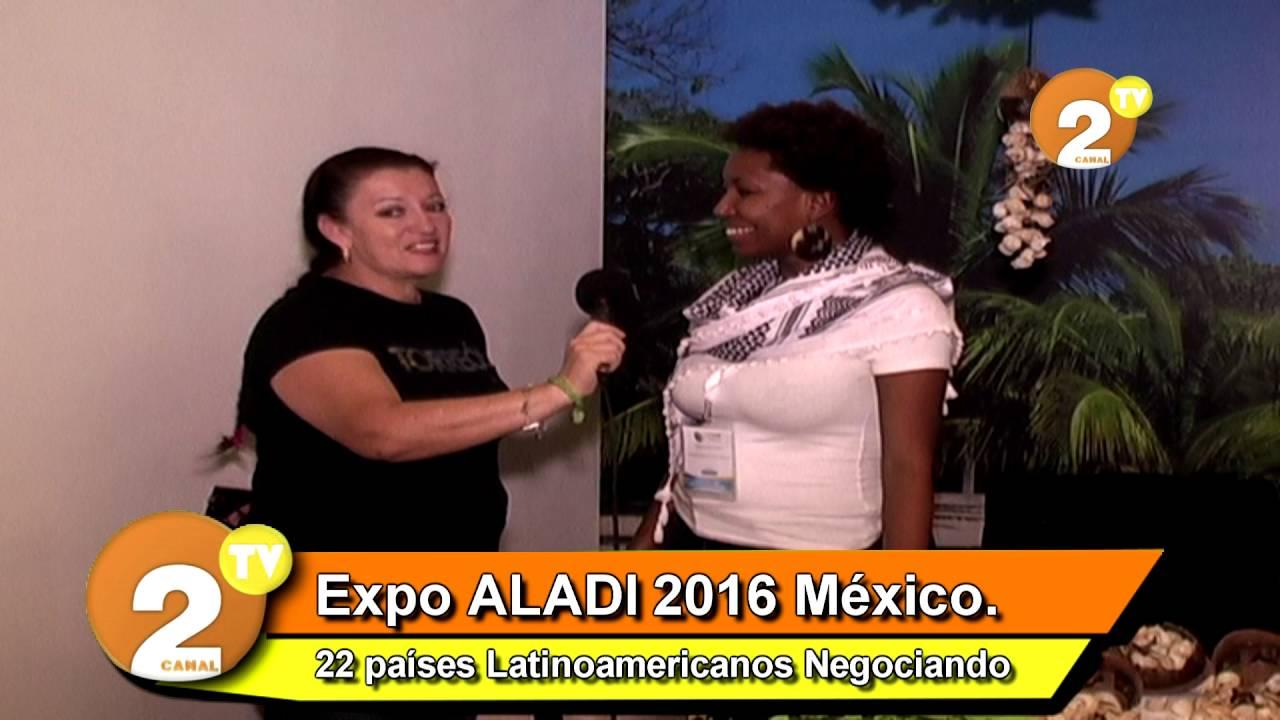 ECOS DE:  EXPO ALADI 2016.... Haití