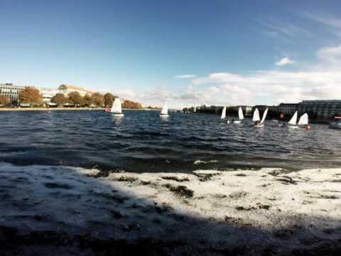 TimeLapse Søerne i København