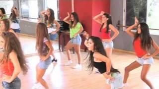 coreografía de danza kuduro tkm argentina