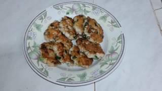 Fried Frog Recipe