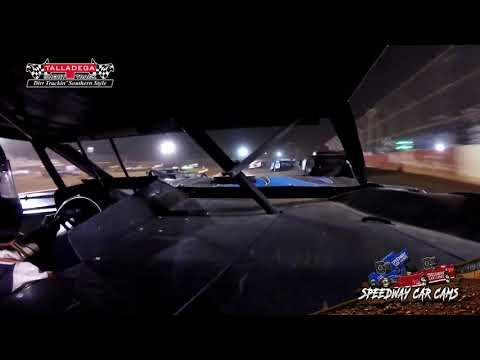 #22 Danny Whitten - 602 Sportsman - 3-29-19 Talladega Short Track - In Car Camera