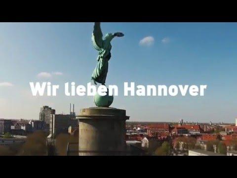 ffn - Der Norden von oben: Hannover