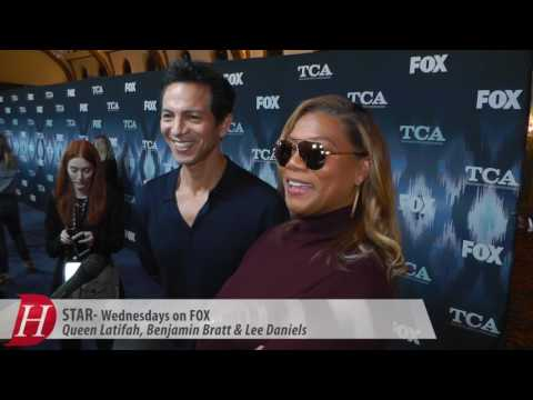Thumbnail: Queen Latifah, Benjamin Bratt & Lee Daniels Talk Fox's STAR